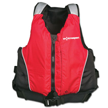 photo: Extrasport Inlet Jr. life jacket/pfd