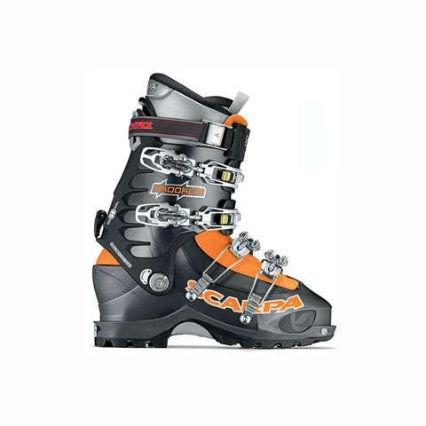 photo: Scarpa Skookum alpine touring boot