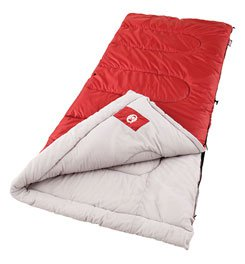 photo: Coleman Palmetto warm weather synthetic sleeping bag