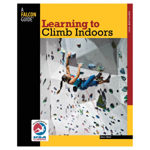 Falcon Guides Learning to Climb Indoors