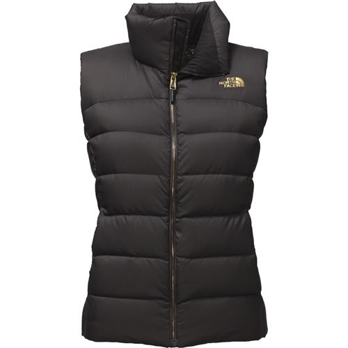 photo: The North Face Women's Nuptse Vest down insulated vest