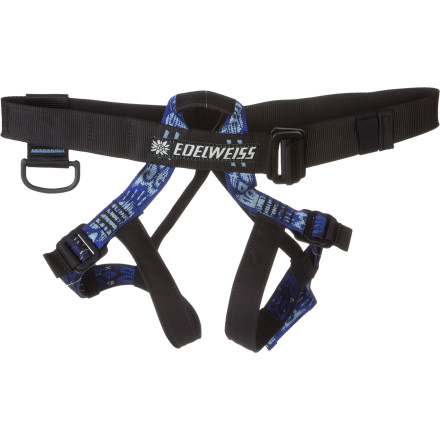 Edelweiss Dino Sit Harness