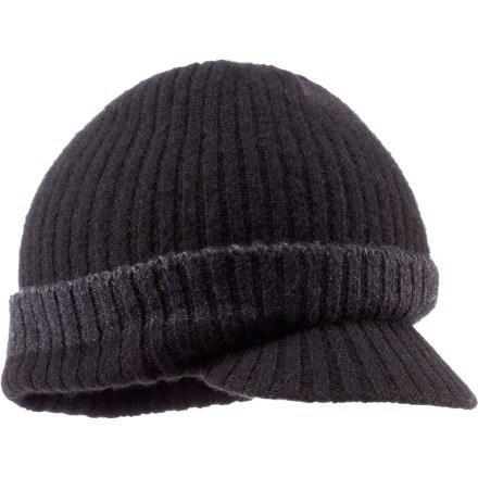 REI Rib-Knit Visor Beanie