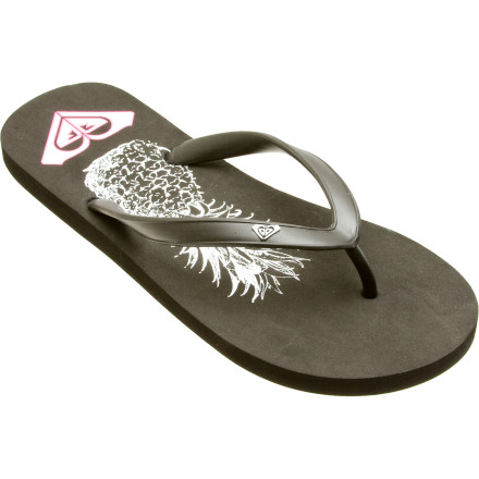 photo: Roxy Tahiti II Flip-Flop flip-flop