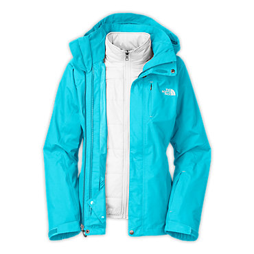 photo: The North Face Deuces TriClimate Jacket component (3-in-1) jacket