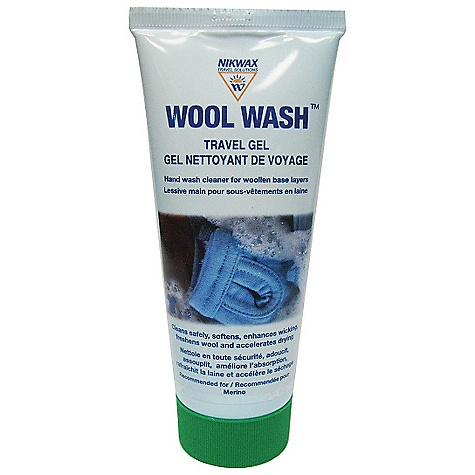 Nikwax Wool Wash Travel Gel