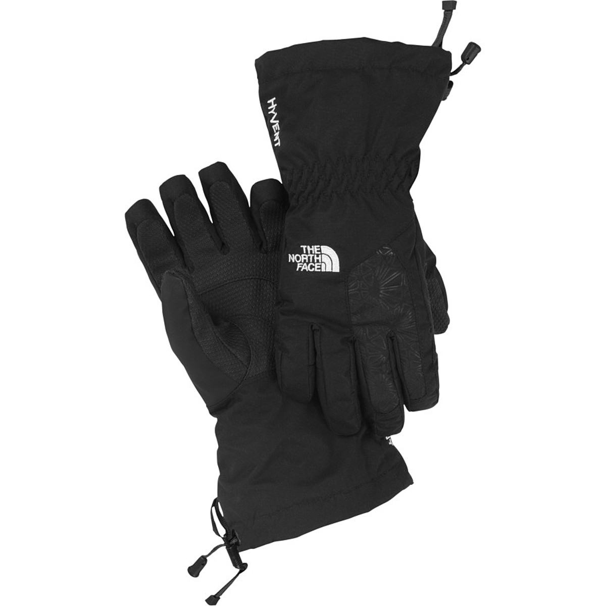 photo: The North Face Girls' Montana Glove insulated glove/mitten
