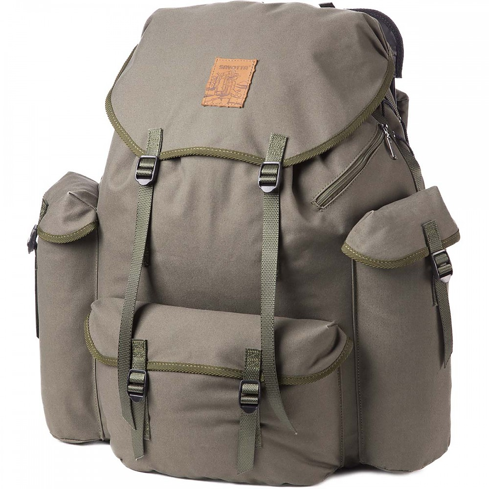 photo: Savotta Saddle Sack 339 external frame backpack