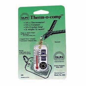 Sun Company Therm-O-Compass