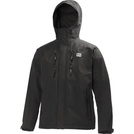 photo: Helly Hansen Men's Seattle Packable Jacket waterproof jacket