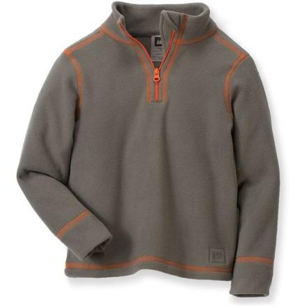 REI Expedition-Weight Quarter-Zip Top