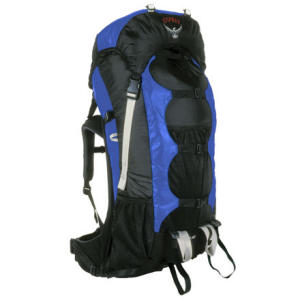 photo: Osprey Ariel 60 weekend pack (3,000 - 4,499 cu in)