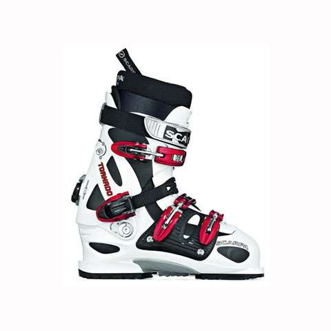photo: Scarpa Tornado Pro alpine touring boot