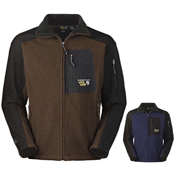 photo: Mountain Hardwear Nemesis Jacket fleece jacket
