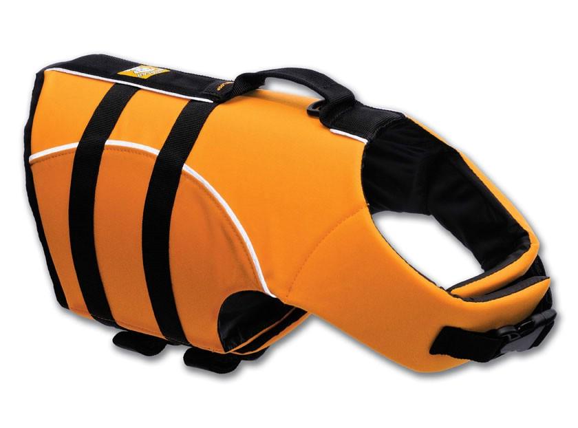 photo: Ruffwear Portage Float Coat dog life jacket