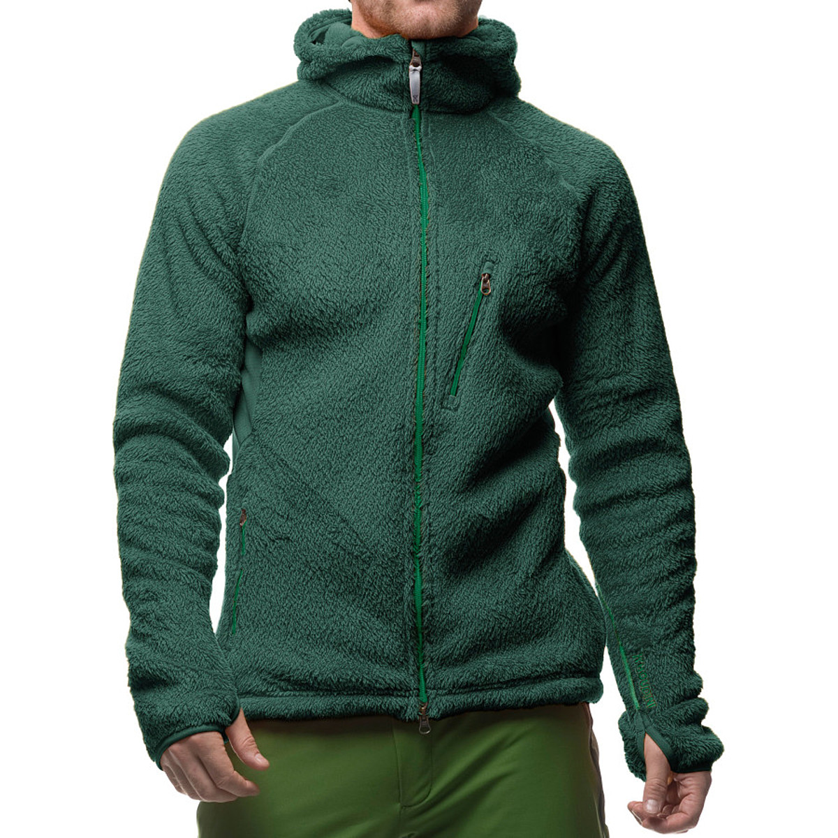 photo: Houdini High Loft Houdi fleece jacket