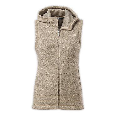 photo: The North Face Crescent Vest fleece vest