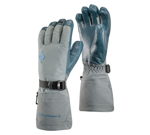 photo: Black Diamond Ankhiale Goretex Gloves waterproof glove/mitten