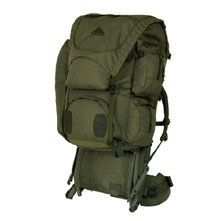photo: Kelty Cache Hauler external frame backpack