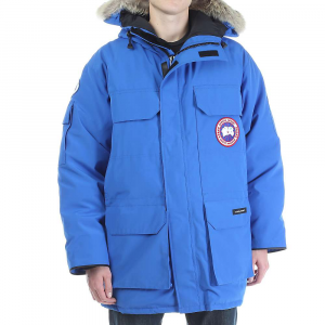 photo: Canada Goose Men's PBI Expedition Parka down insulated jacket