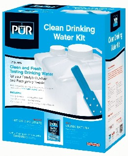 PUR  Clean Drinking Water Kit