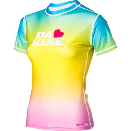 DaKine Heart Short Sleeve
