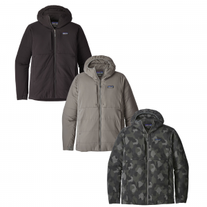 photo: Patagonia Men's Nano-Air Hoody synthetic insulated jacket