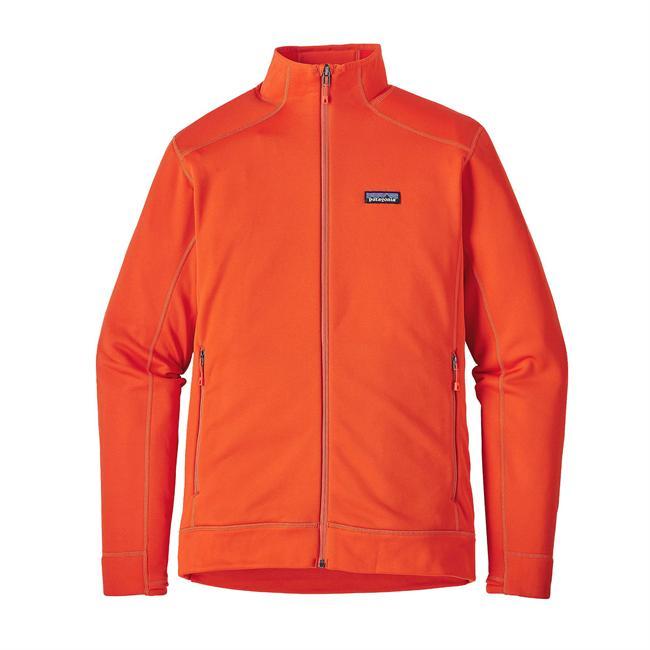 photo: Patagonia Men's Crosstrek Jacket fleece jacket
