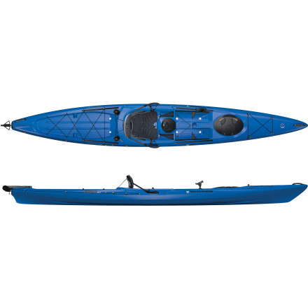 Wilderness Systems Tarpon 160 with Rudder