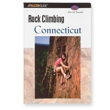 photo: Falcon Guides Rock Climbing Connecticut us northeast guidebook