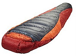 photo: Kathmandu Pacesetter e-proof 3-season down sleeping bag