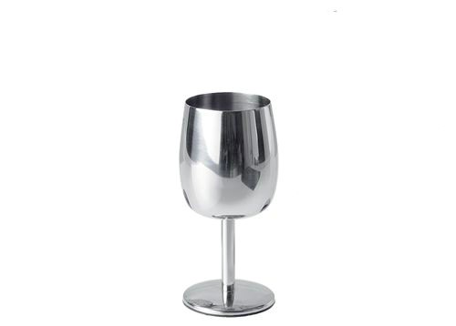 photo: GSI Outdoors Glacier Stainless Steel Wine Goblet cup/mug