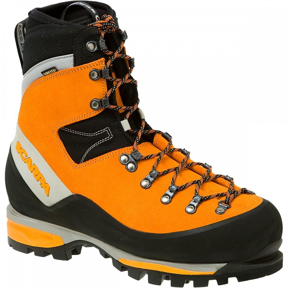 photo: Scarpa Mont Blanc GTX mountaineering boot
