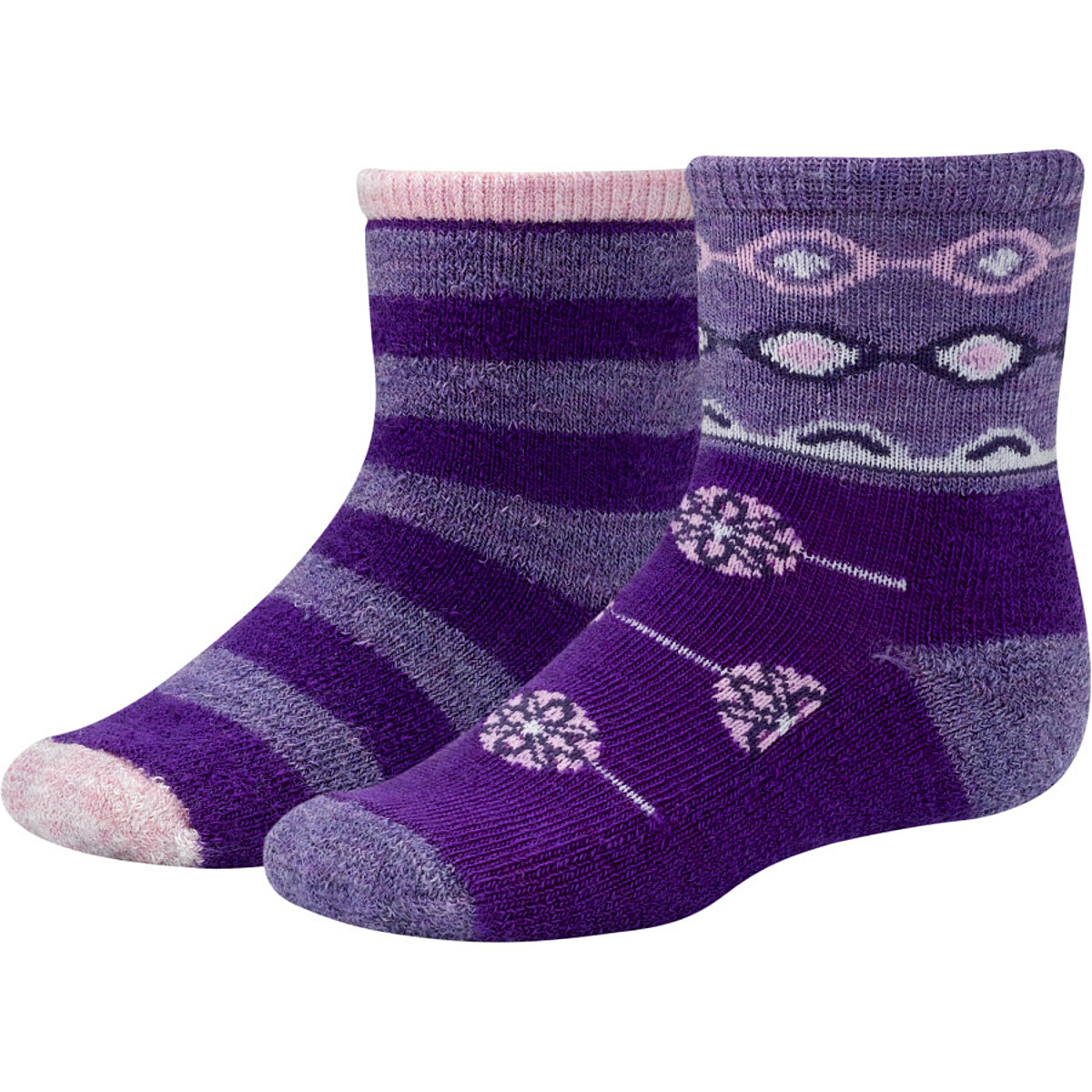 photo: Smartwool Baby Sock Sampler hiking/backpacking sock