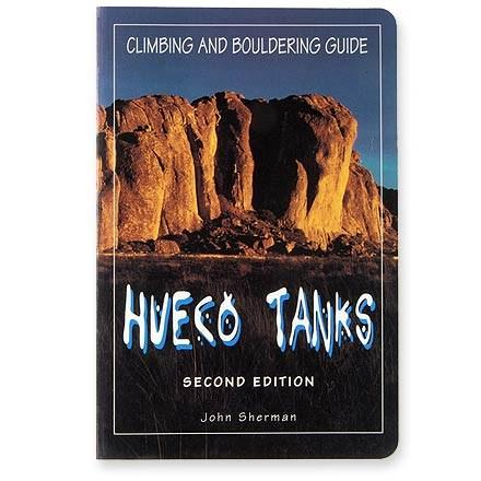 photo: Chockstone Press Hueco Tanks Climbing and Bouldering Guide us mountain states guidebook