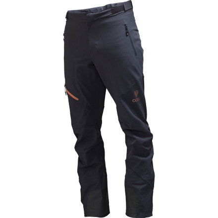 photo: Helly Hansen Odin Guide Pant MK2 soft shell pant
