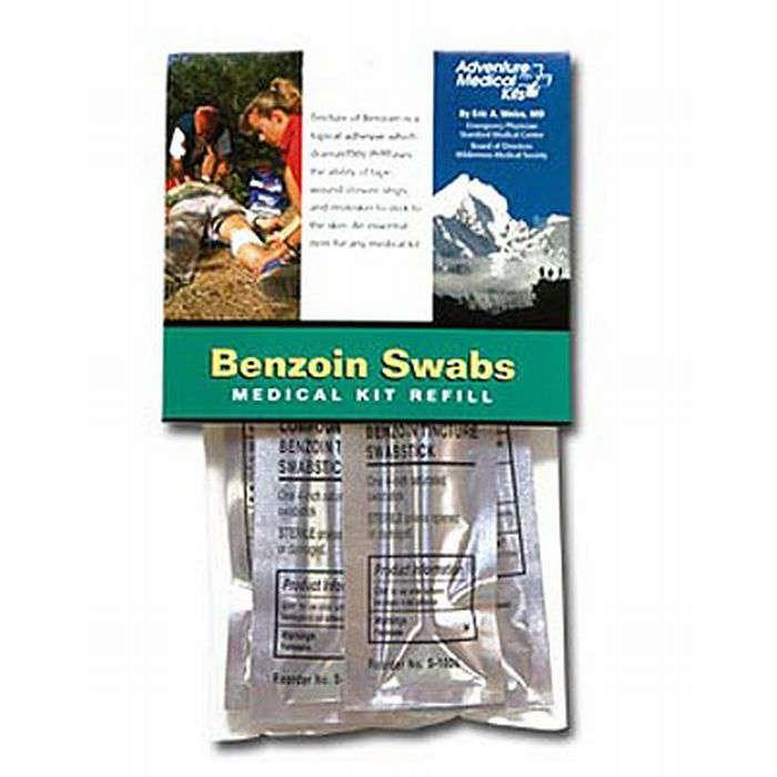 Adventure Medical Kits Benzoin Swabs