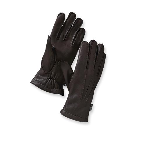 photo: Hestra Deerskin Classic Wool Gloves fleece glove/mitten