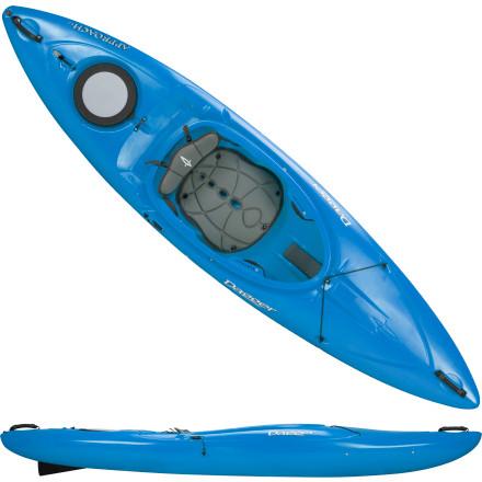 photo: Dagger Approach 9 recreational kayak