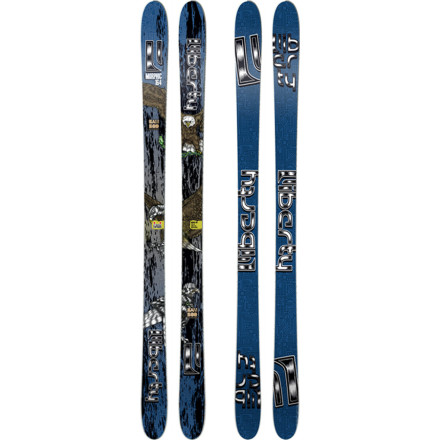 photo: Liberty Skis Morphic alpine touring/telemark ski