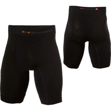 photo: X-Bionic Running Pant - Short performance pant/tight