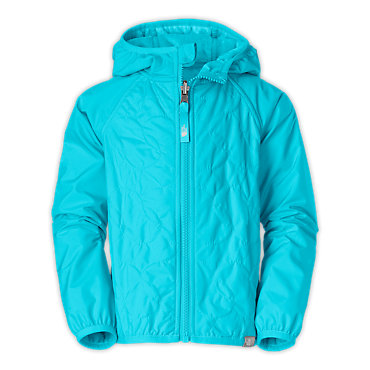 photo: The North Face Girls' Reversible Lil'Breeze Wind Jacket wind shirt