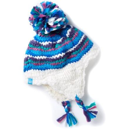 REI Chunky Striped Peruvian Hat