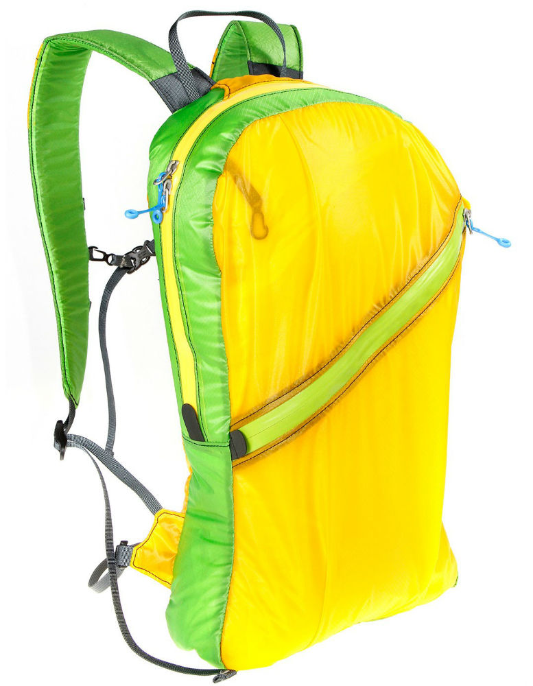 photo: Granite Gear Go and Stow Travel Pack daypack (under 35l)