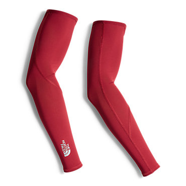 photo: The North Face No Hands Arm Warmers accessory