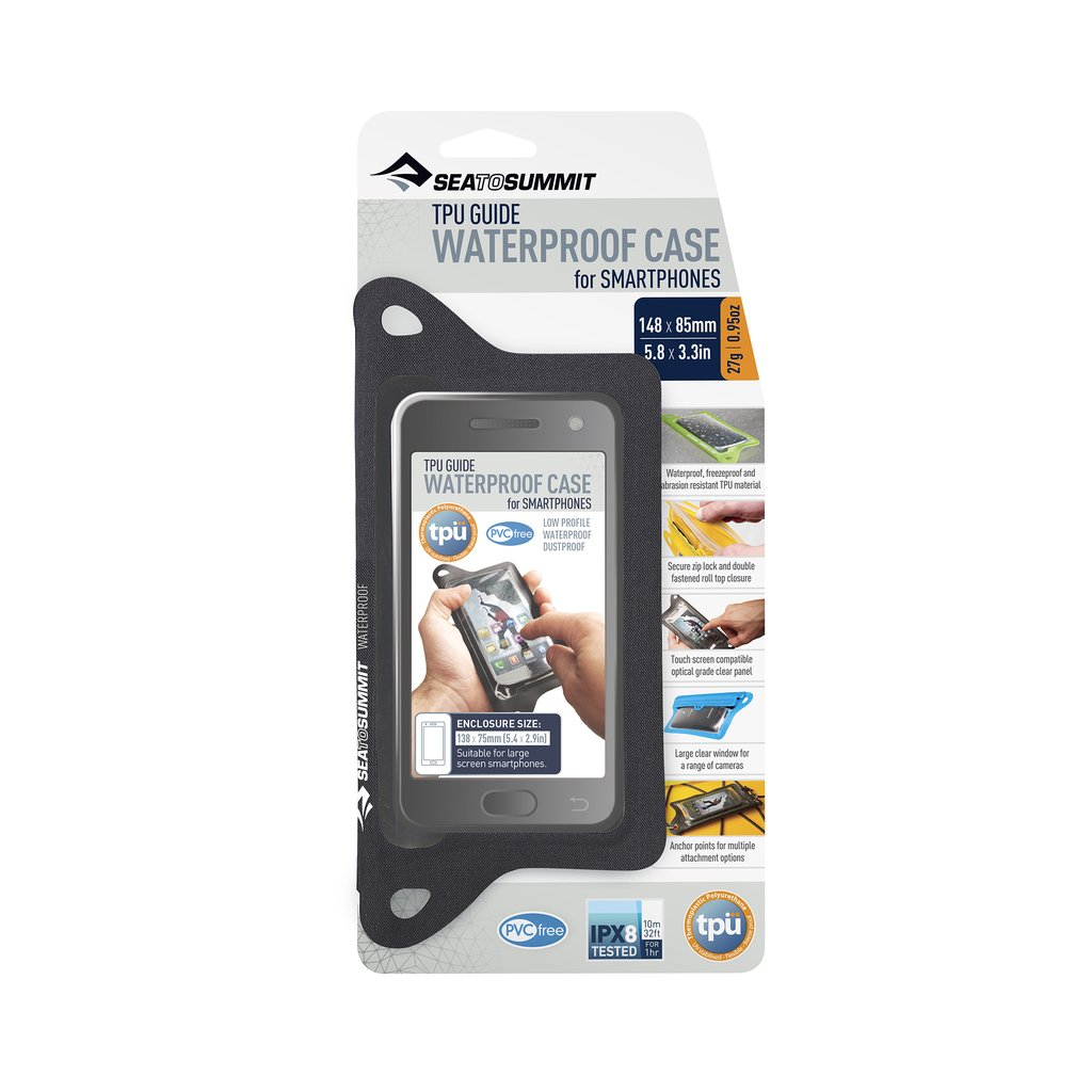 Sea to Summit TPU Guide Waterproof Case for Smartphones