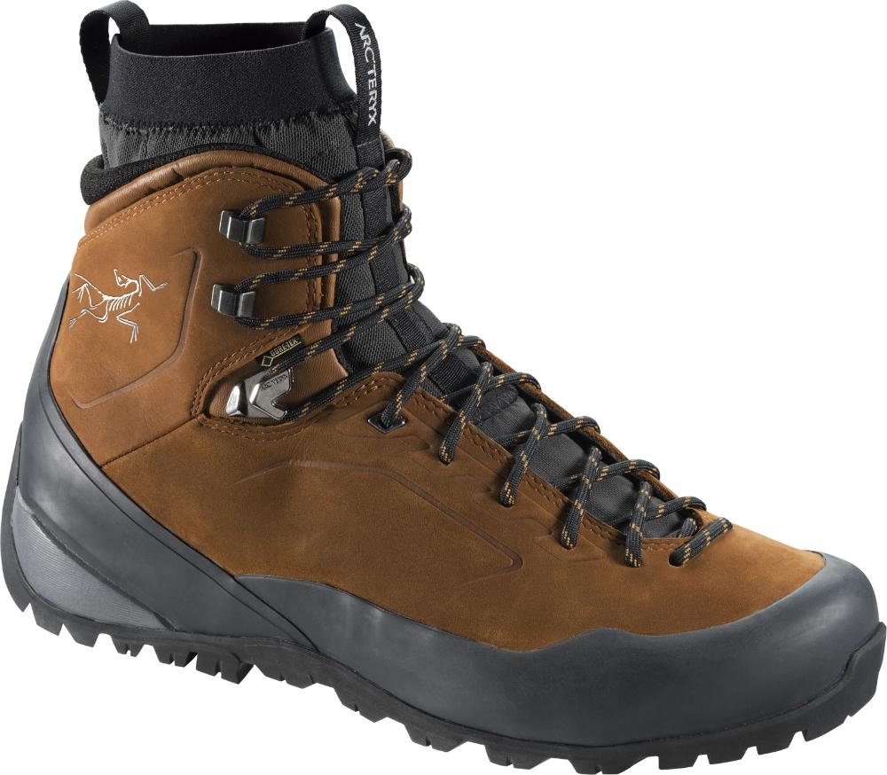 photo: Arc'teryx Men's Bora Mid Leather GTX hiking boot