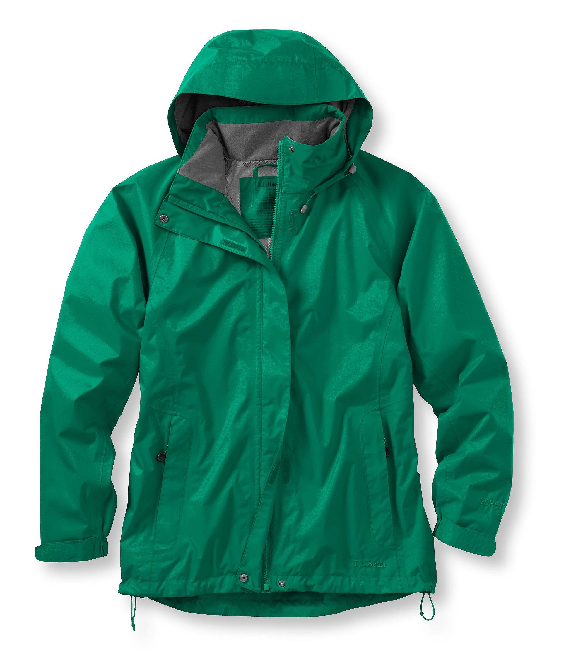 L.L.Bean Stowaway Jacket