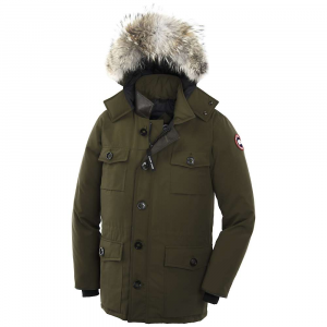 photo: Canada Goose Banff Parka down insulated jacket