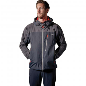 photo: Rab Men's Vapour-Rise Guide Jacket soft shell jacket